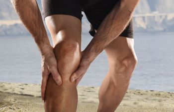 Runner with Pain in Leg